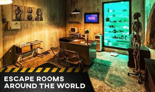 Break Out Edmonton Escape Room