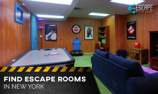 Flushing Escape Room